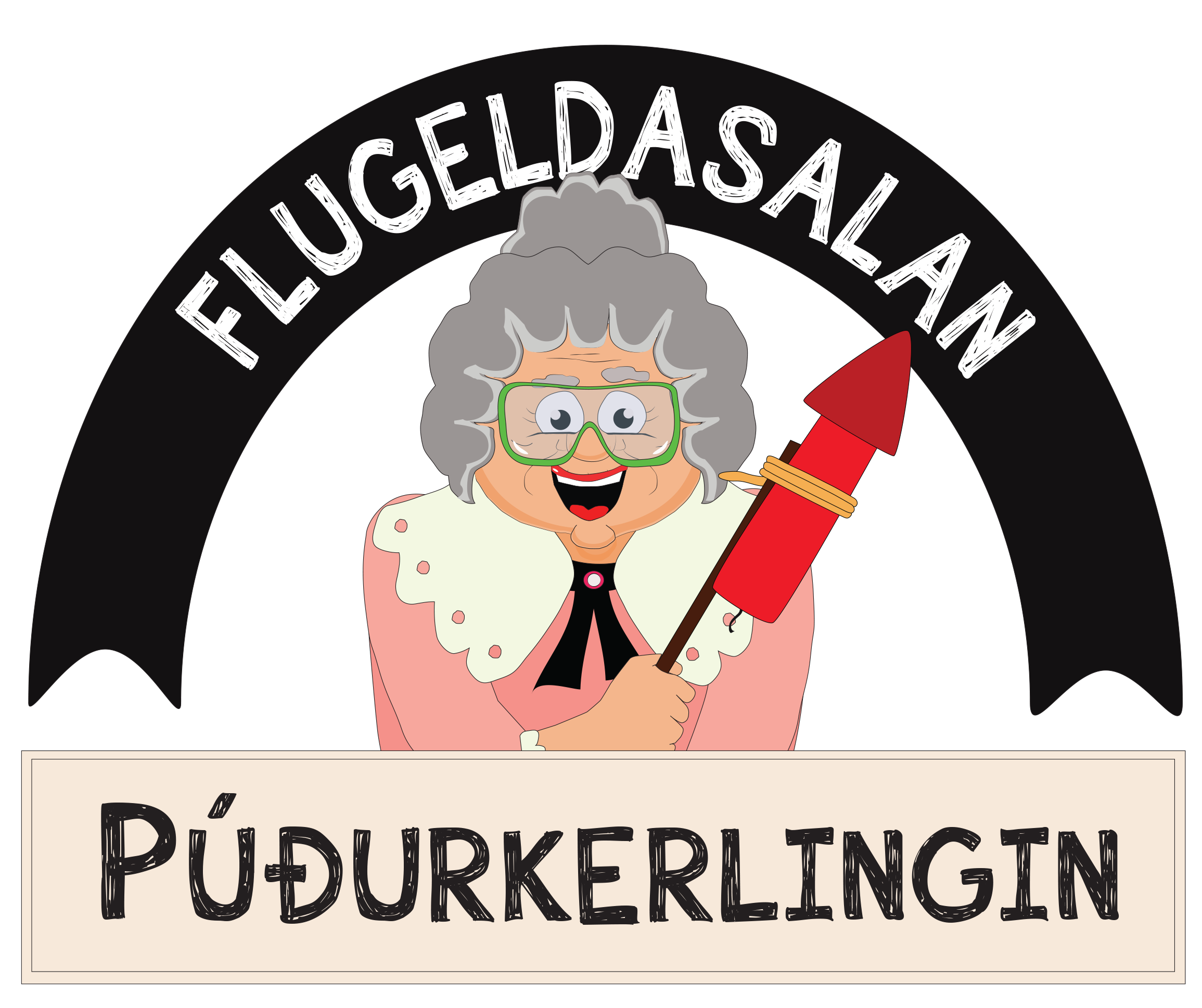 Púðurkerlingin.is